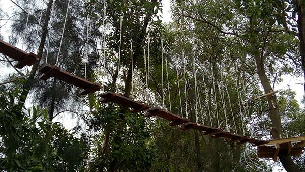 福建丛林穿越客户感言