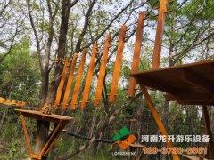 长春市调水壶丛林穿越项目